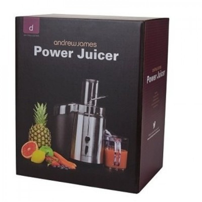 Power-Juice-Extractor- andrew james