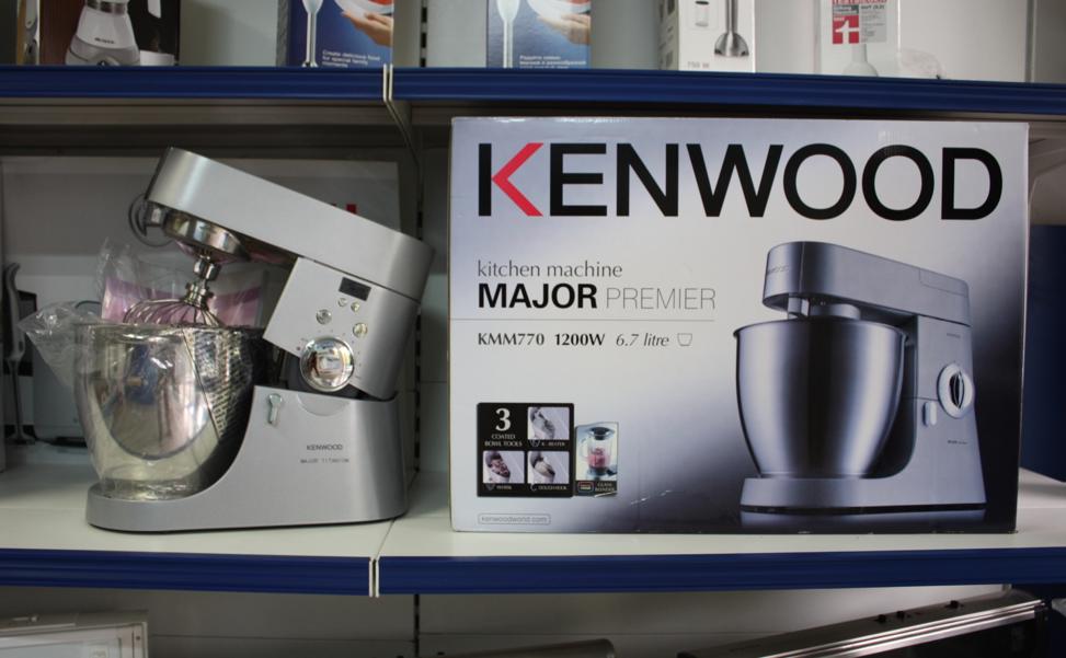 kenwood kitchen machine major premier