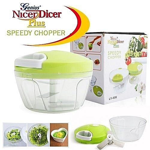 nicer dicer speedy chopper