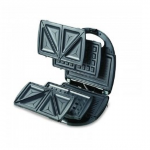 3 in 1 sandwich grill and waffle maker