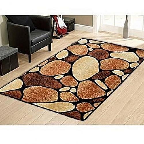 Nobel stone centre rug