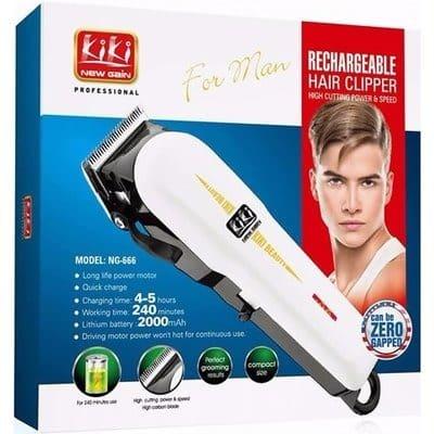 kiki Rechargeable-Hair-Clipper-7822942