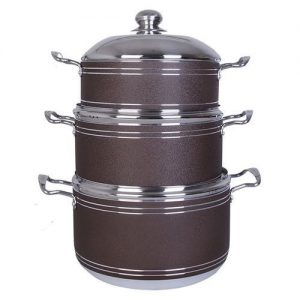 Master chef cookware set
