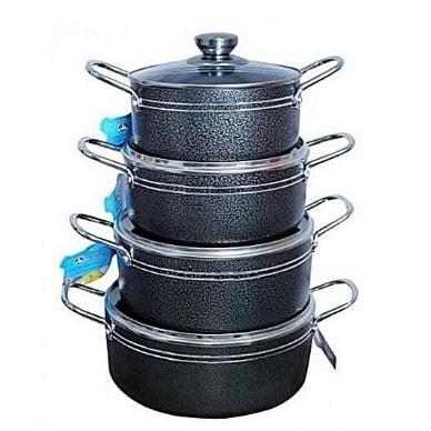 8 pieces cookware set