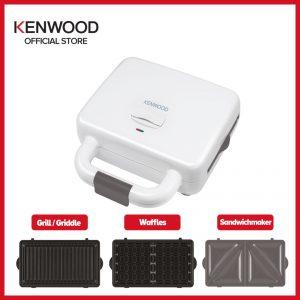 Kenwood 3-in-1 sandwich maker SMP84